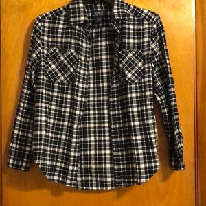 Polo Ralph Lauren Buffalo Check Plaid Button Down